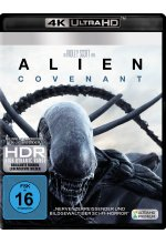 Alien: Covenant  (4K Ultra HD) Cover