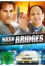 Nash Bridges - Die zweite Staffel  [6 DVDs] DVD-Cover