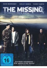The Missing - Staffel 2  [3 DVDs] DVD-Cover