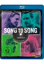 Song to Song Blu-ray-Cover