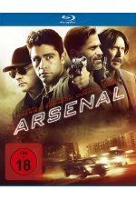 Arsenal Blu-ray-Cover