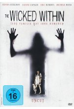 The Wicked Within - Uncut DVD-Cover