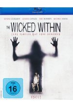 The Wicked Within - Uncut Blu-ray-Cover