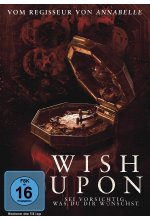 Wish Upon DVD-Cover