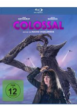 Colossal Blu-ray-Cover