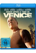 Once upon a time in Venice Blu-ray-Cover