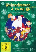 Weihnachtsmann & Co.KG - TV-Serie 3  [2 DVDs] DVD-Cover
