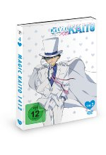 Magic Kaito 1412 - Vol. 2/Ep. 7-12  [2 DVDs] DVD-Cover