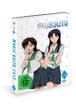 Magic Kaito 1412 - Vol. 4/Ep. 19-24  [2 DVDs] DVD-Cover
