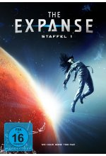 The Expanse - Staffel 1  [3 DVDs] DVD-Cover