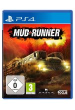 MudRunner - A Spintires Game Cover