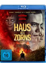 Haus des Zorns - The Harvest Blu-ray-Cover