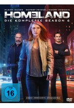 Homeland - Season 6  [4 DVDs] DVD-Cover