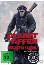 Planet der Affen: Survival DVD-Cover