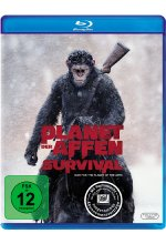 Planet der Affen: Survival Blu-ray-Cover