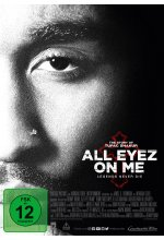 All Eyez on Me - Legends never die DVD-Cover