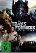 Transformers 5 - The Last Knight DVD-Cover