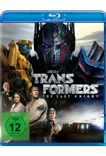 Transformers 5 - The Last Knight Blu-ray-Cover