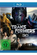 Transformers 5 - The Last Knight Blu-ray 3D-Cover