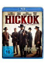 Hickok Blu-ray-Cover