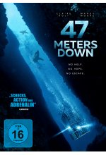 47 Meters Down DVD-Cover
