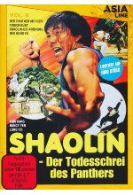 Shaolin - Der Todesschrei des Panthers  [LE] DVD-Cover