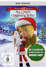 Mariah Carey's All I want for Christmas is you DVD-Cover
