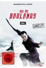 Into the Badlands - Staffel 2 - Uncut  [3 DVDs] DVD-Cover