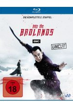 Into the Badlands - Staffel 2 - Uncut  [2 BRs] Blu-ray-Cover