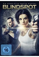 Blindspot - Die komplette 2. Staffel  [5 DVDs] DVD-Cover