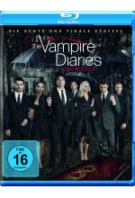 The Vampire Diaries - Staffel 8  [3 BRs] Blu-ray-Cover