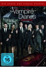 The Vampire Diaries - Staffel 8  [3 DVDs] DVD-Cover
