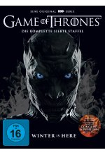 Game of Thrones - Staffel 7  (+ Conquest und Rebellion Bonus Disc) [4 DVDs] DVD-Cover