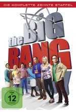 The Big Bang Theory - Staffel 10  [3 DVDs] DVD-Cover