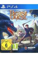 Beast Quest Cover