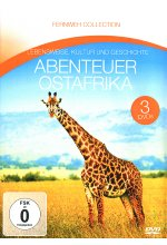Abenteuer Ostafrika - Fernweh Collection  [3 DVDs] DVD-Cover