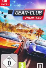 Gear Club Unlimited Cover