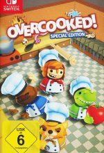 Overcooked! Special Edition Cover