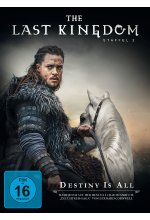 The Last Kingdom - Staffel 2 [3 BRs] Blu-ray-Cover
