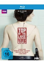 Top of the Lake: China Girl  [2 BRs] Blu-ray-Cover
