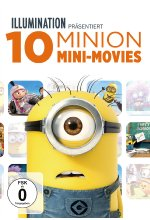 10 Minions Mini-Movies DVD-Cover