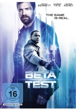 Beta Test DVD-Cover