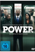 Power - Die komplette zweite Season  [4 DVDs] DVD-Cover