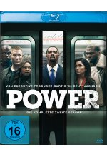 Power - Die komplette zweite Season  [4 BRs] Blu-ray-Cover
