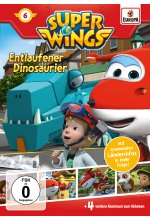 Super Wings 6 - Entlaufener Dinosaurier DVD-Cover
