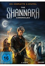 The Shannara Chronicles - Die komplette 2.Staffel  [3 DVDs] DVD-Cover