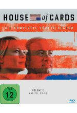 House of Cards - Season 5  [4 BRs] Blu-ray-Cover