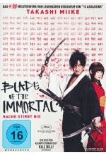 Blade of the Immortal DVD-Cover