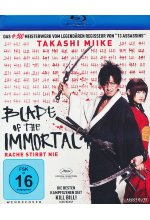 Blade of the Immortal Blu-ray-Cover