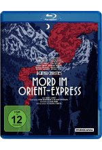 Mord im Orient-Express - Agatha Christie Blu-ray-Cover
